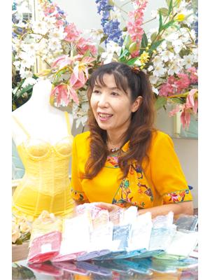 株式会社ヘーラー 代表取締役社長 平野 恵子